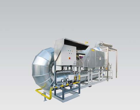 Waste Air  - / Waste Gas  Purification