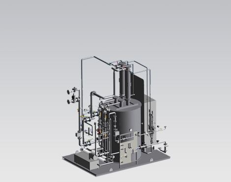 Gas Mixing / Gas Production