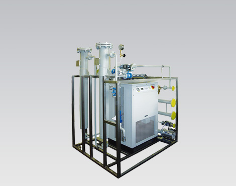 Gasrecycling
